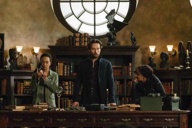 Sleepy Hollow final saison 3