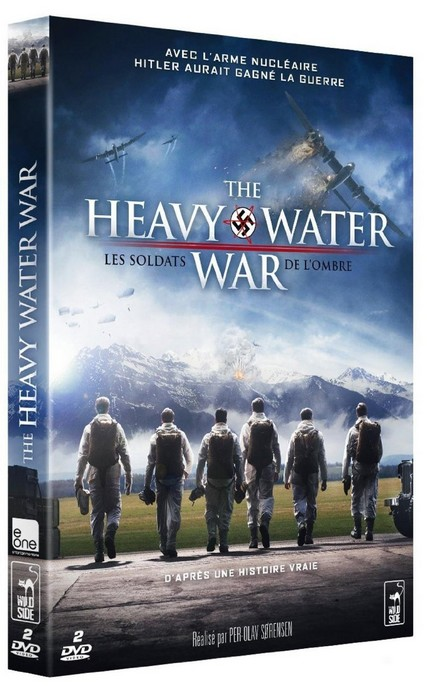The Heavy Water War DVD