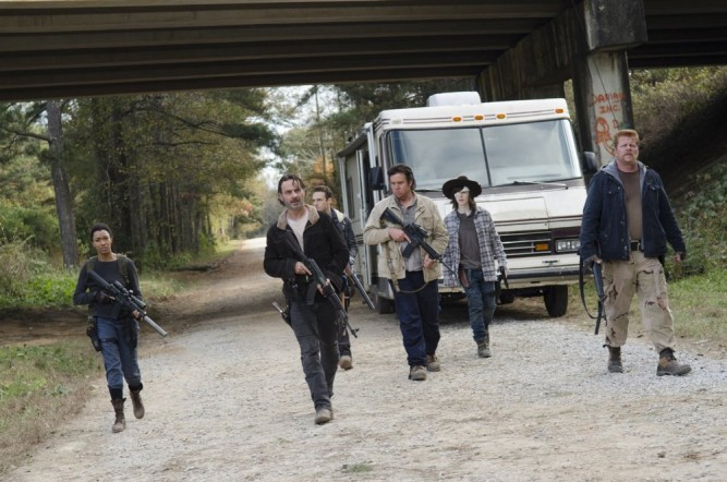 The Walking Dead final de saison 6