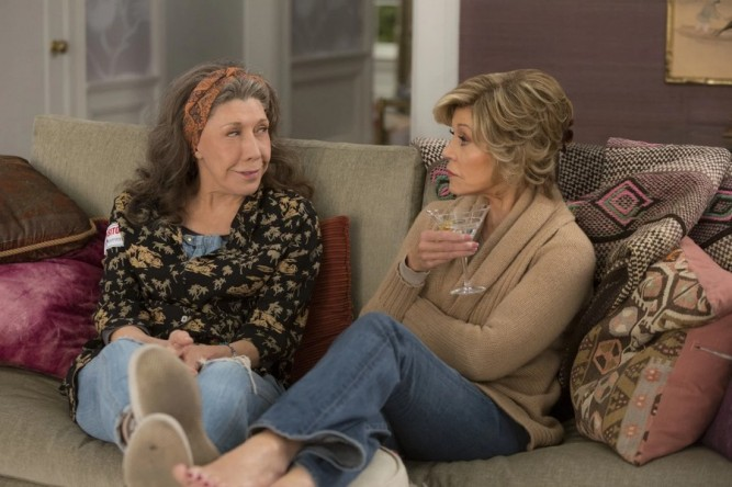 Grace and Frankie saison 2