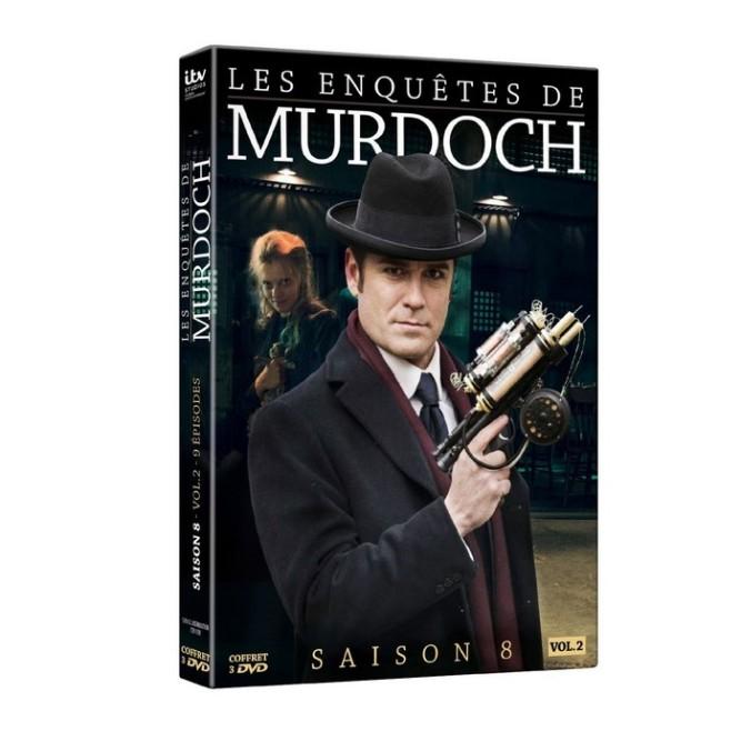 Les enquêtes de Murdoch saison 8