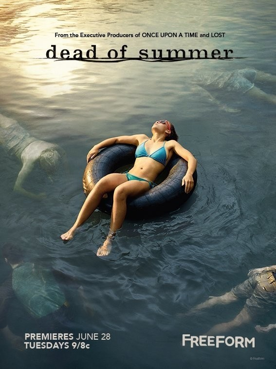 dead of summer freeform poster
