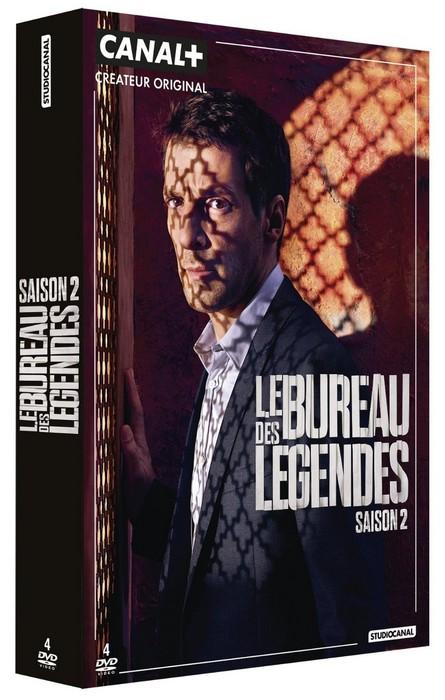 Le Bureau des légendes saison 2
