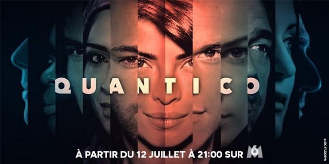 Quantico saison 1 M6
