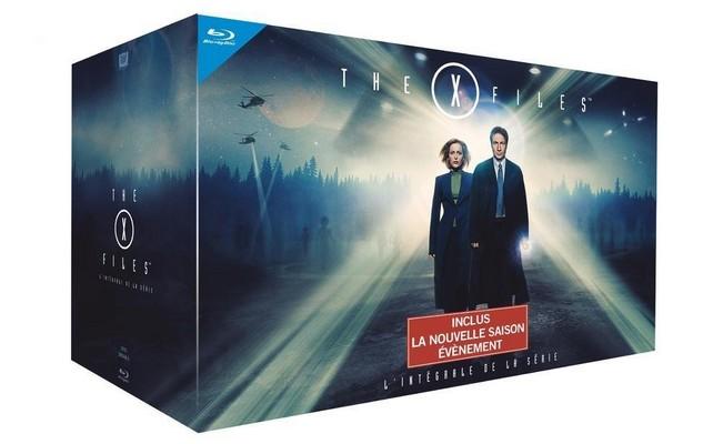 X-Files intégrale