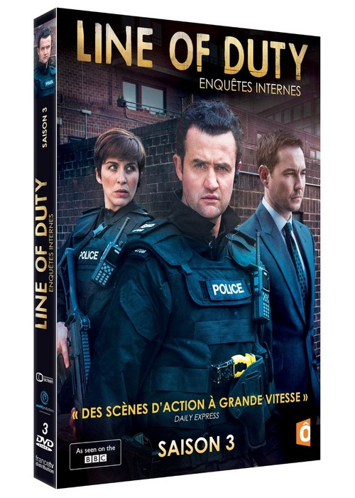 Line of Duty saison 3