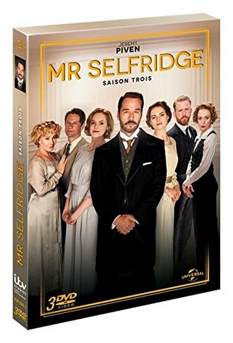 Mr Selfridge saison 3