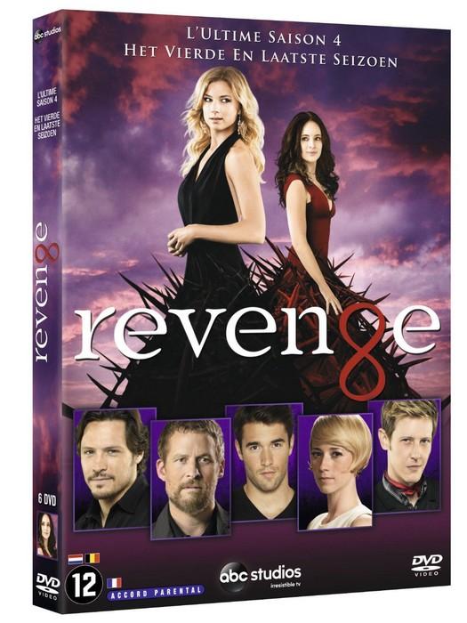 Revenge saison 4