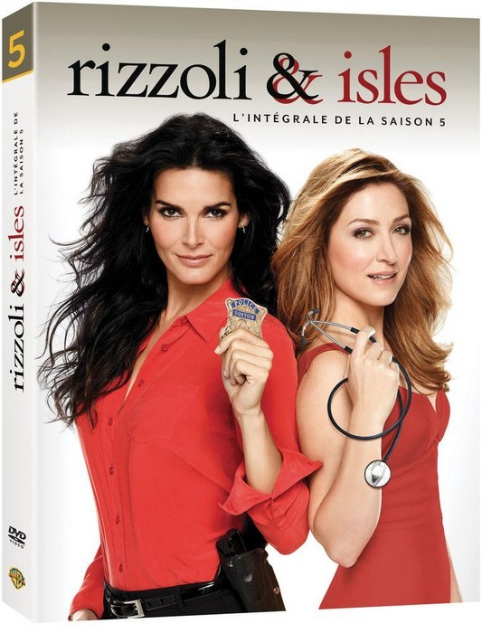 Rizzoli and Isles saison 5