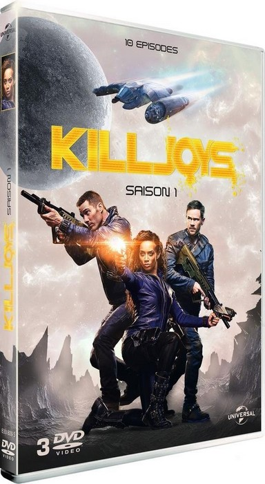 Killjoys saison 1