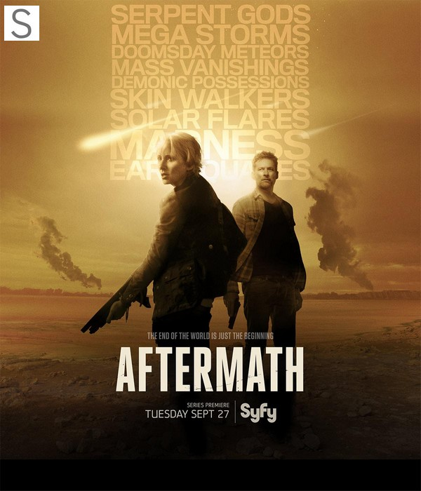 Aftermath affiche promo