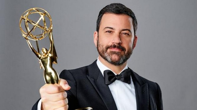 Emmy Awards 2016 - Jimmy Kimmel