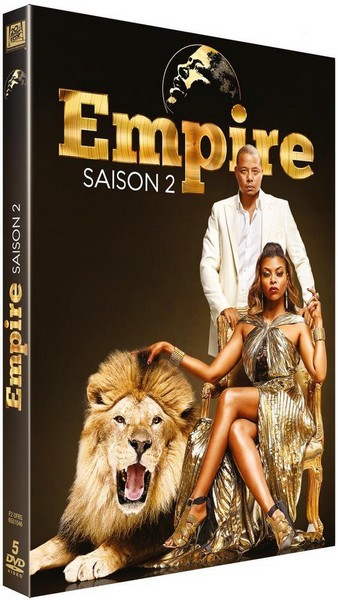 dvd empire saison 2