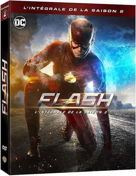 Flash saison 2 DVD