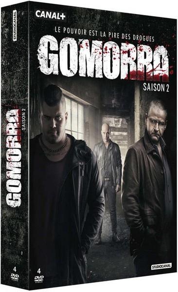 gomorra saison 2 dvd