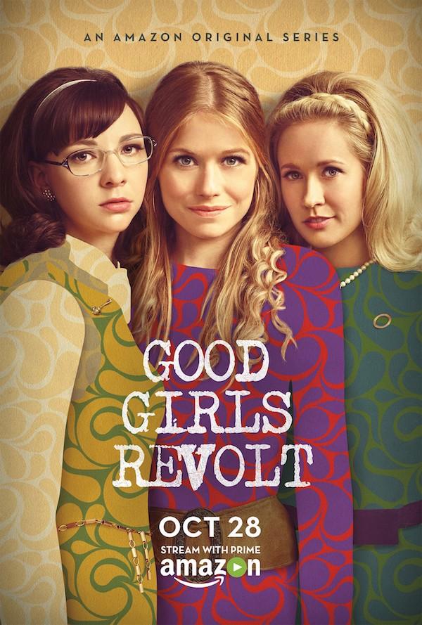 Good Girls Revolt sur Amazon