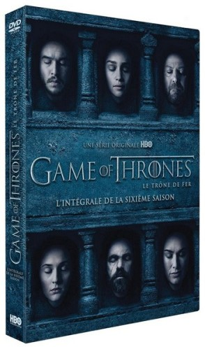 GOT saison 6 DVD