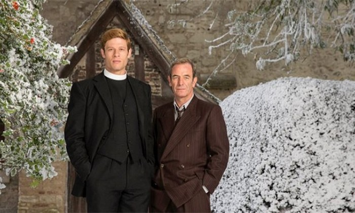 Granchester Christmas