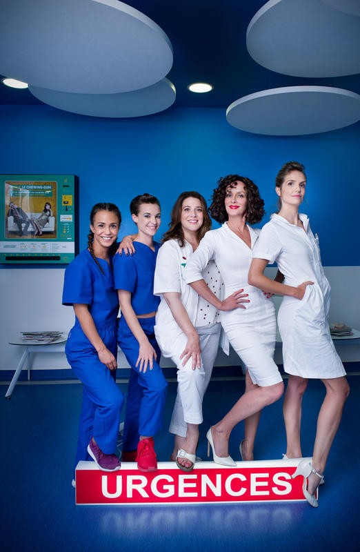 WorkinGirls à l'hôpital