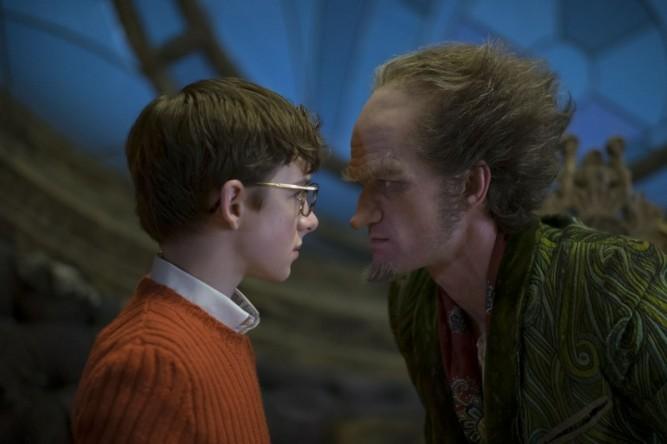 Les Désastreuses aventures des orphelins Baudelaire Netflix