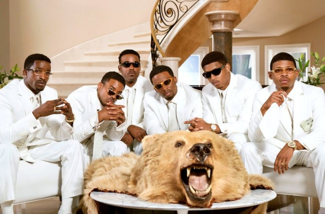 The New Edition Story BET