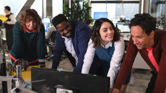 Powerless NBC