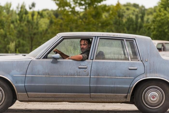 The Walking Dead saison 7 suite