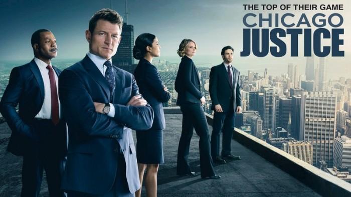Chicago Justice - NBC