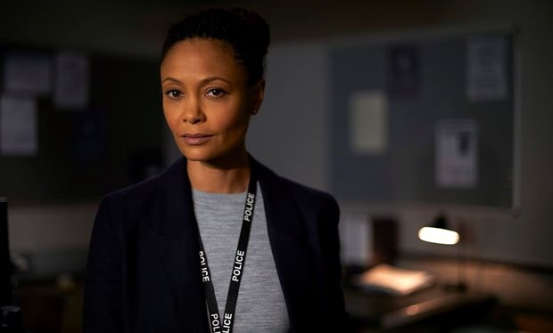 Thandie Newton - Line of Duty