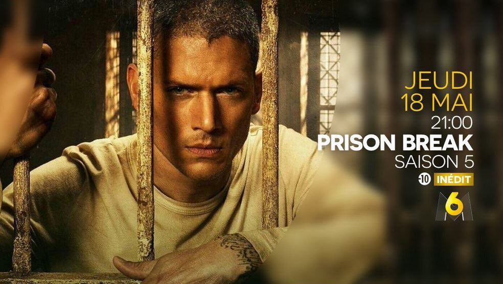 Prison Break Saison 5 Seriestvnews