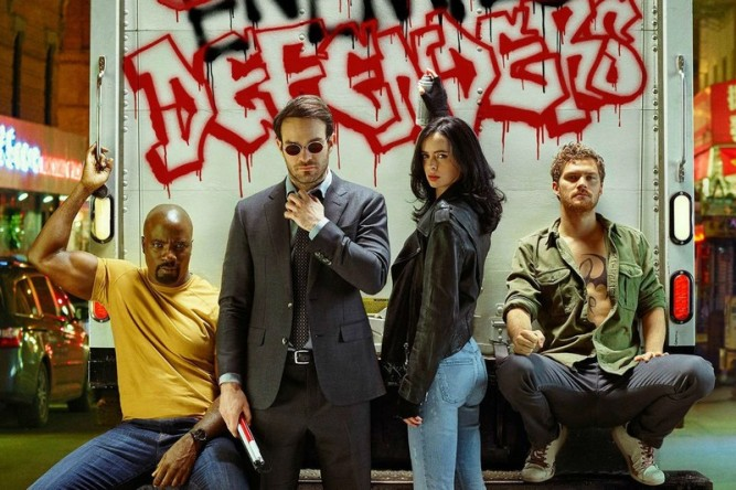 the defenders netflix marvel jessica jones