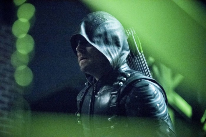 Arrow saison 6