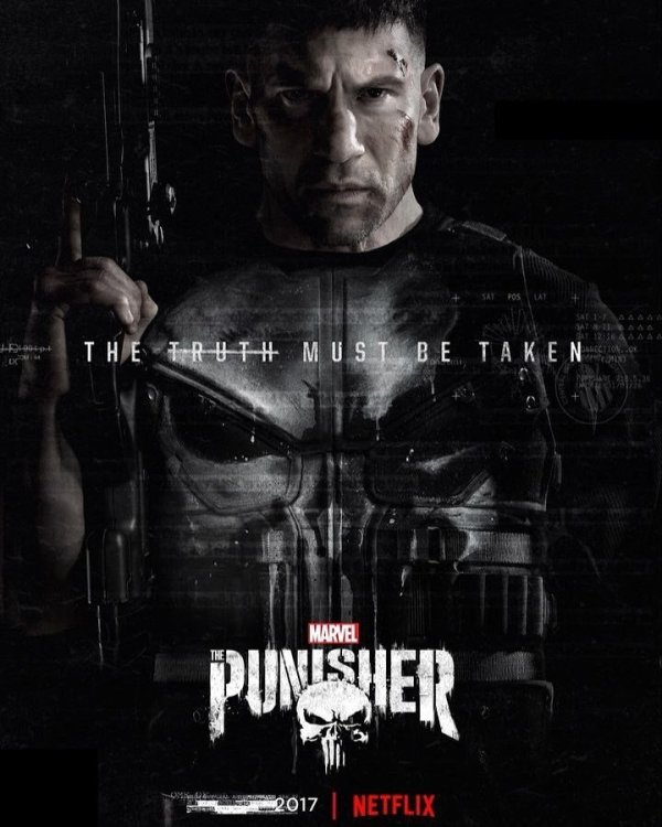 Punisher Marvel Netflix