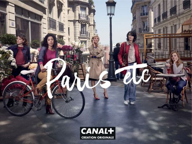 Paris Etc. Canal Plus