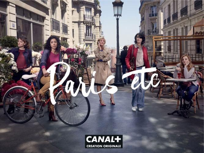 Paris Etc. Canal Plus
