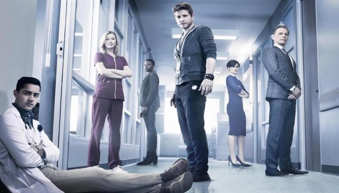 The Resident FOX serie