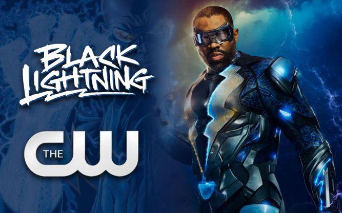 Black Lightning DC
