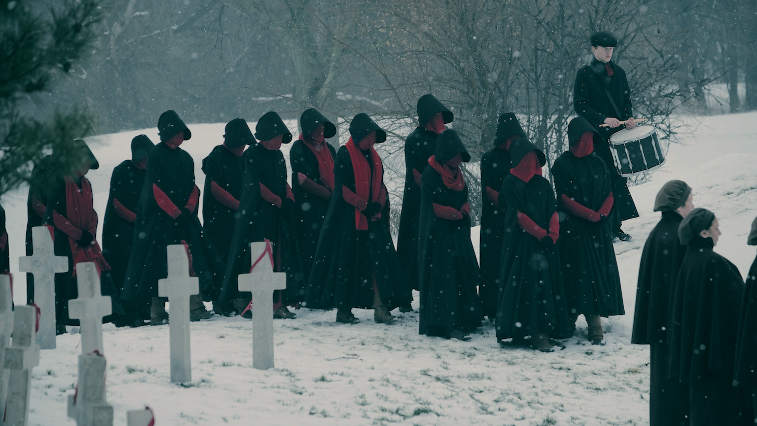 Sur les plannings US : The Handmaid's Tale saison 2, Fear The Walking Dead s4, Everything Sucks!, Heathers, Marvel's Cloak & Dagger, The Bold Type s2…