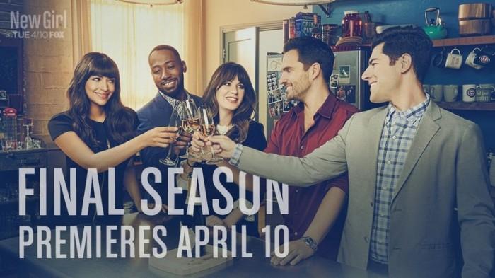 New Girl saison 7
