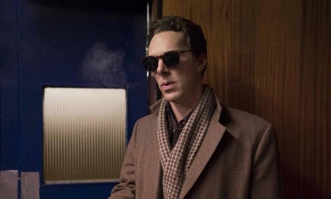 Benedict Cumberbatch dans Patrick Melrose