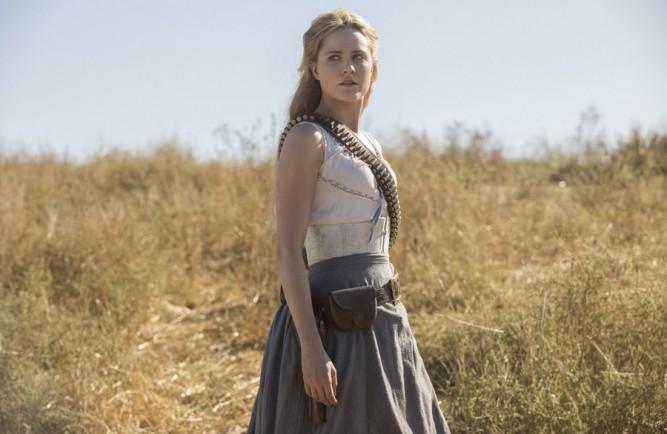 Photo de Evan Rachel Wood dans la saison 2 de Westworld