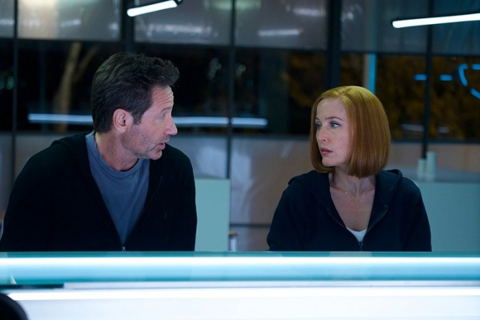 X-Files saison 11