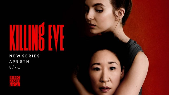 Killing Eve BBC America