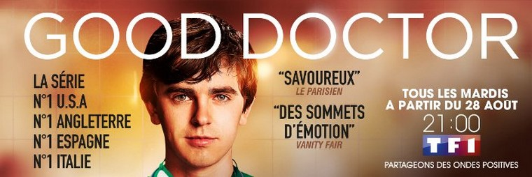 Good Doctor TF1