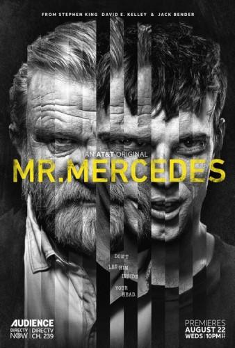 affiche promo de Mr Mercedes saison 2