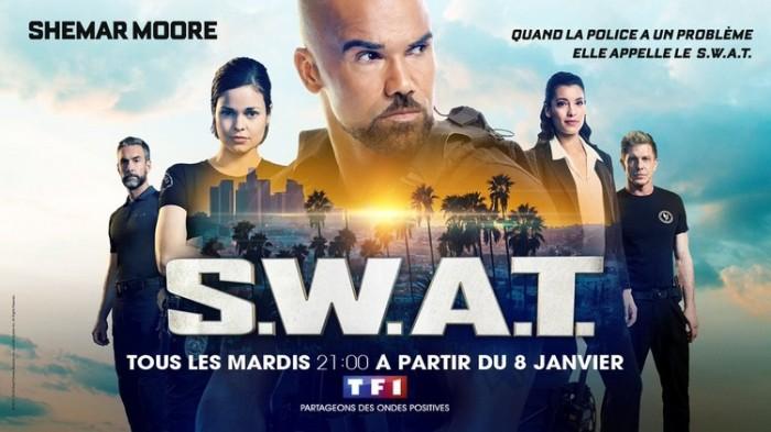 SWAT - Shemar Moore
