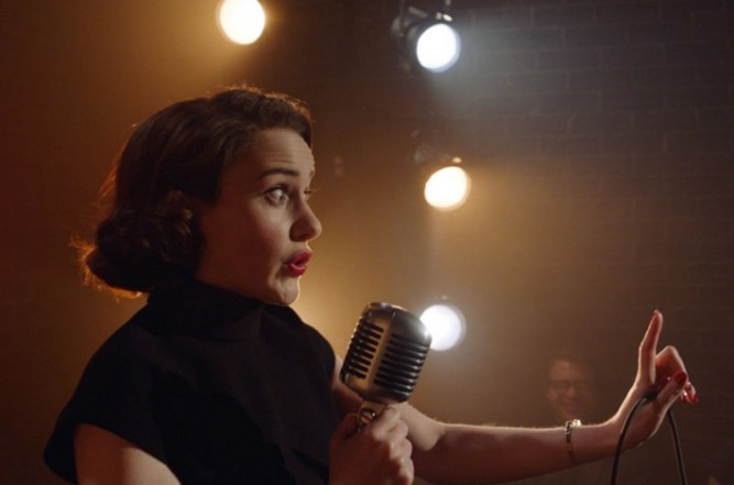 The Marvelous Mrs. Maisel saison 2