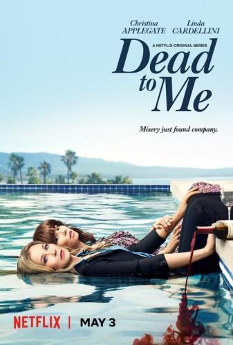 Dead To Me série Netflix affiche promo