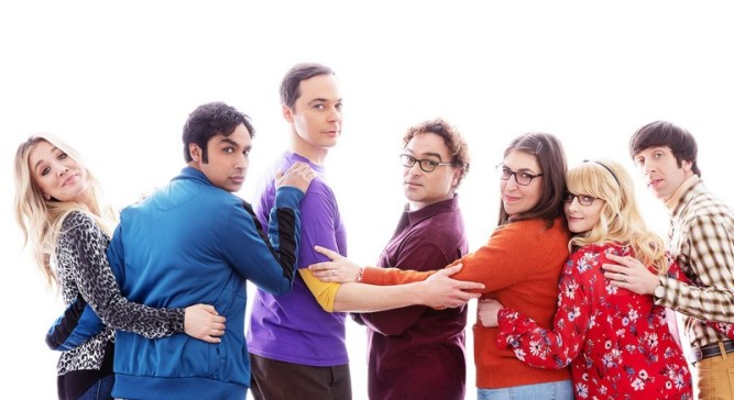 The big bang theory fin