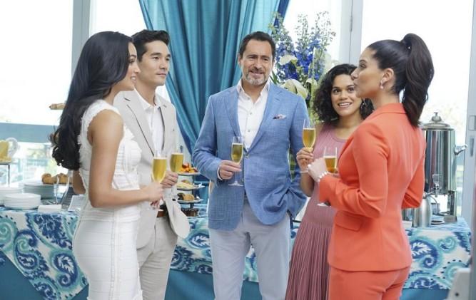 série Grand Hotel ABC